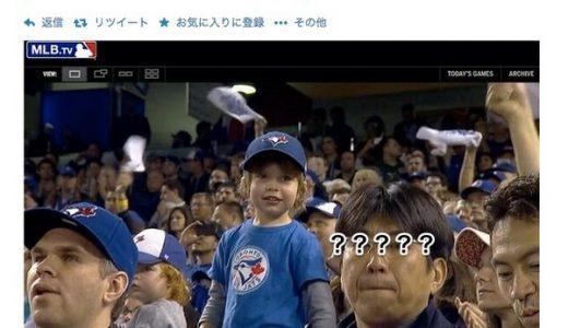 ヤンキース戦で日本の「大物お笑い芸人」が映り込み話題に