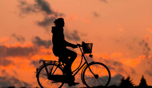警察通報レベルの自転車乗り ネットで10万以上の反応を集める