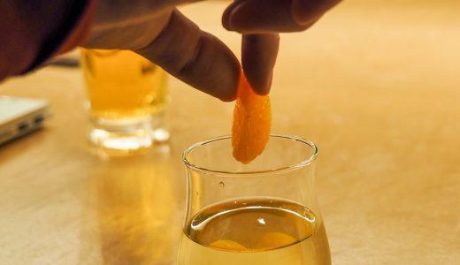 酒屋がこの時期超絶オススメする「みかん燗」が脳汁ドバりそうなので試してみた