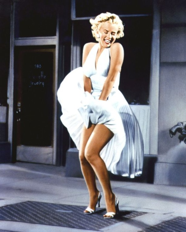 The-Seven-Year-Itch-Film--1955-starring-Marilyn-Monroe