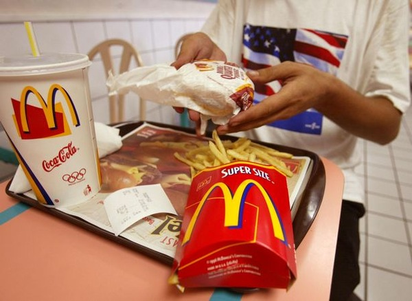 Obesity-And-Fast-Food-In-America